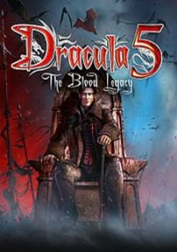 Обложка Dracula 5: The Blood Legacy