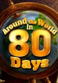 Обложка Around the World in 80 Days