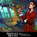 Скриншот Sherlock Holmes and the Mystery of the Frozen City – Изображение 10