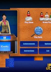 Обложка Jeopardy! 2