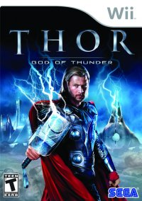 Обложка Thor: God of Thunder