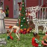 Скриншот The Sims 2: Happy Holiday Stuff – Изображение 3