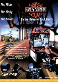 Обложка Harley-Davidson & L.A. Riders