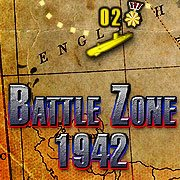 Обложка Battle Zone 1942