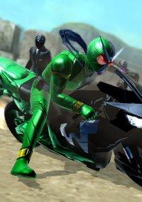 Обложка Kamen Rider: Battride War