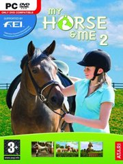 Обложка My Horse & Me 2: Riding for Gold