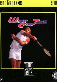 Обложка World Court Tennis