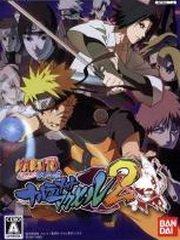 Обложка Naruto Shippuuden Narutimate Accel 2