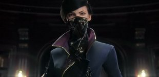 Dishonored 2. Трейлер анонса на E3 2015