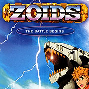 Обложка Zoids: The Battle Begins