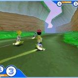 Скриншот Космический скейтборд