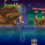 Скриншот Worms (2009) – Изображение 4