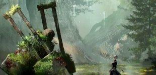 NieR: Automata. Анонсирующий трейлер c E3 2015