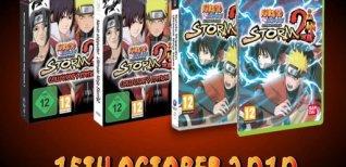 Naruto Shippuden: Ultimate Ninja Storm 2. Видео #2