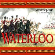 Обложка Napoleonic Battles: WATERLOO