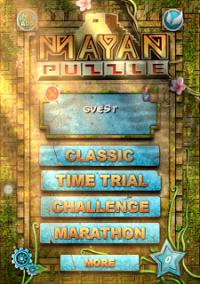 Обложка Mayan Puzzle
