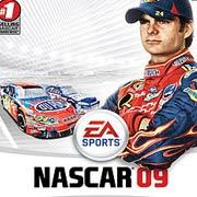 Обложка NASCAR 09