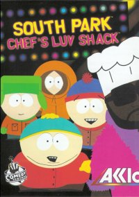 Обложка South Park: Chef's Luv Shack