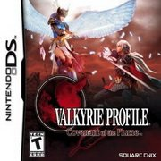 Обложка Valkyrie Profile: Covenant of the Plume