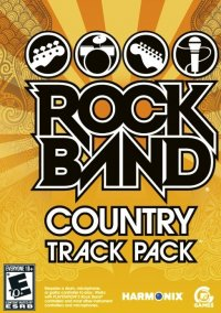 Обложка Rock Band Country Track Pack