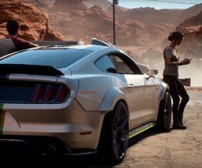 GTA 5 годится для всего: теперь в ней воссоздали трейлер NFS Payback