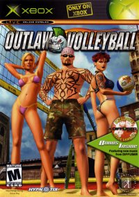 Обложка Outlaw Volleyball