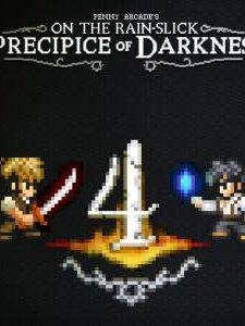 On the Rain-Slicked Precipice of Darkness 4