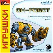 Обложка Mr. Robot