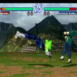Скриншот Tekken 2