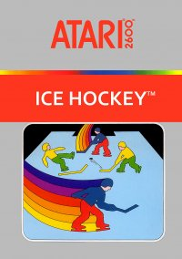 Обложка Ice Hockey