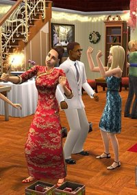 Обложка The Sims 2: Happy Holiday Stuff