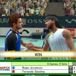Скриншот Virtua Tennis Challenge – Изображение 1