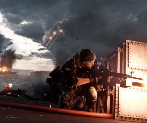 Фрагмуви Battlefield 4
