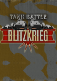 Обложка Tank Battle: Blitzkrieg
