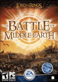 Обложка The Lord of the Rings: The Battle for Middle-earth