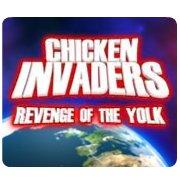 Обложка Chicken Invaders 3