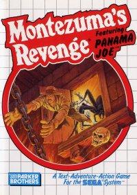 Обложка Montezuma's Revenge