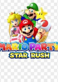 Обложка Mario Party: Star Rush