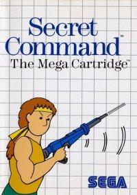 Обложка Secret Command