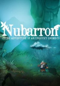Обложка Nubarron: The adventure of an unlucky gnome