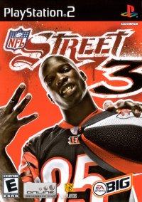 NFL Street 3 – фото обложки игры