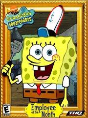 Обложка SpongeBob SquarePants: Employee of the Month