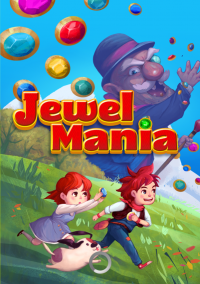 Обложка Jewel Mania