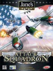 Обложка Jane's Attack Squadron