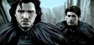 Game of Thrones: Episode Four - Sons of Winter. Рекламный ролик к выходу четвертого эпизода