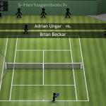 Скриншот Stickman Tennis 2015 – Изображение 1