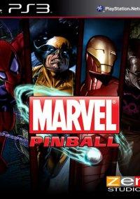 Обложка Marvel Pinball