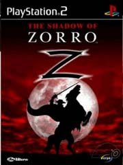 Обложка Shadow of Zorro