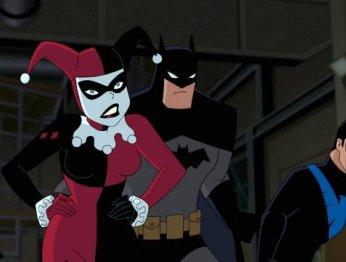 Отчаянным временам— отчаянные меры: Бэтмен объединился с Харли Квинн