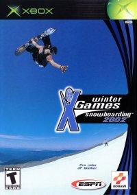 Обложка Winter X-Games Snowboarding 2002